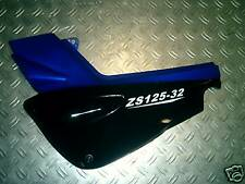 ZONGSHEN LZX 125-18 Flash Carénage latéral Bleu Couverture Side Cover