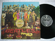 The Beatles ‎– Sgt. Pepper's Lonely Hearts Club Band PCS 7027 (UK)