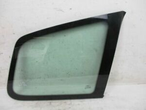 Side Window Windowpane Right Rear Boot Disk Ford Focus