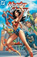 WONDER WOMAN #750 J SCOTT CAMPBELL VARIANT B NM BATMAN SUPERMAN JUSTICE LEAGUE