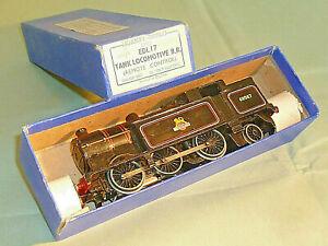 HORNBY DUBLO EDL17 BOXED 00 GAUGE OO N2 0-6-2T LOCOMOTIVE 3 RAIL VGC VINTAGE