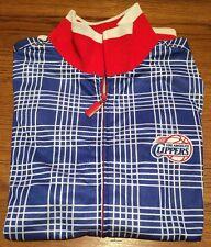 Los Angeles LA Clippers NBA Warmup Track Shooting Fashion Jacket Blake Paul