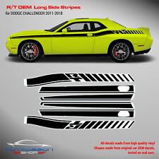 DODGE Challenger RT LONG side stripes 2011 - 2018 1 color