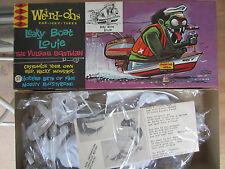 Vintage 1963 Hawk Weird-Ohs Leaky Boat Louie The Vulgar Boatman  Model Kit