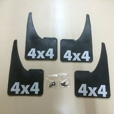 Mudflaps 4X4 Heavy Duty mudflaps Full Set