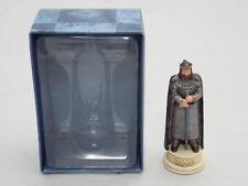 Figurine Collection plomb Le Seigneur des Anneaux Aragorn Jeux d'Echecs Tolkien