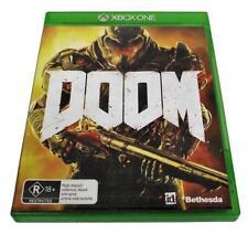 Doom Microsoft Xbox One