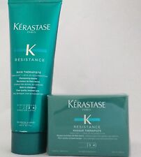 Set KERASTASE Therapiste Shampoo & Masque Duo for Very Damaged Thick Hair