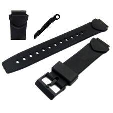 Replacement Watch Strap 16mm to fit Casio MW50M, TM10J, TM11, WM11, WM52M, SFX10