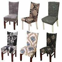 Stretch Elastic Chair Covers Spandex Office Banquet  Chair Cover Stretchable