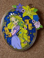 Disney TANGLED Princess RAPUNZEL & PASCAL *  Fantasy pin*  New