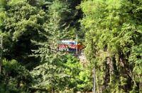 PHOTO  SWITZERLAND LUGANO MOUNT SAN SALVATORE FUNICULAR