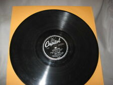 JACK SMITH CIVILIZATION / DON'T YOU LOVE ME ANYMORE 78 Capitol B465 1947
