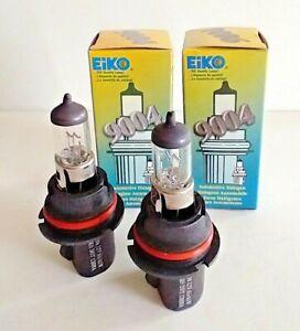 2x Halogen Headlamp Headlight 65/45W 12V EIKO 9004
