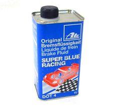ATE Super Blue Racing Brake Fluid DOT 4 1LITRE (BLUE COLOUR) VERY RARE