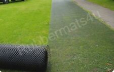Grass Turf Lawn Supportive Stabilising Mesh 4m x 2m (8m2) FREE Delivery & Pegs