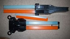 Disney Store Tron Legacy Light Cycle Pursuit Launch Track Play Set Complete