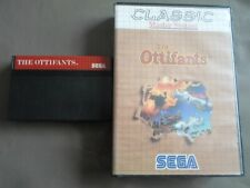 THE OTTIFANTS - CLASSIC ( MASTER SYSTEM - SEGA ) en boite