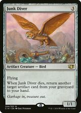 Junk Diver Commander 2014 MINT Artifact Rare MAGIC THE GATHERING CARD ABUGames