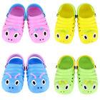 enfants bébé fille garçon tout-petit sandales pantoufles Plage Sabots chaussures