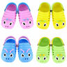 Kids Boys Girls Slip On Summer Beach Sandals Flat Casual Clogs Pumps Shoes Size