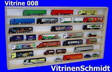 008 Vitrine Sammler Regal für Herpa LKW / Trucks 1:87