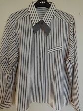Vintage Marks and Spencer (St Michael) Ladies Blouse with Tie - Size 18 - VGC