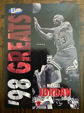 Michael Jordan 1998  Fleer Ultra '98 GREATS Card #259