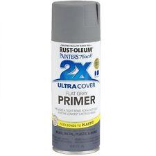 Rust-Oleum 249088 Painter's Touch Multi-Purpose Spray Paint Primer - Gray