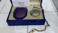 Majesti Eagle pocket watch