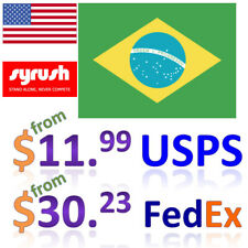 Package Forwarding Service from USA to Brazil Syrush Address Free Consolidation