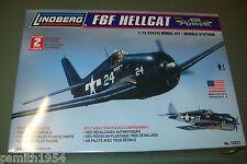 Lindberg Grumman F6F Hellcat 1:72 scale kit