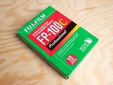 Fuji FP-100C Instant Color Pack Film