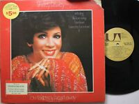 Jazz Lp Shirley Bassey You Take My Heart Away On United Artists
