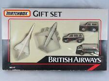 Matchbox MC 17 British Airways gift set