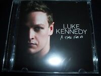 Luke Kennedy A Time For Us CD – Like New