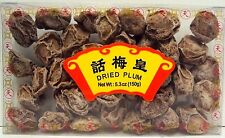 Dried Preserved Plum Prune Perfect Sour-Sweet Snack 5.3 oz Traditional Chinese
