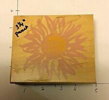"Hero Arts ""Sunflower Blossom"" Rubber Stamp (H 4049)"