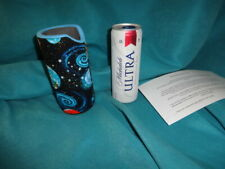 Slim Kozzie/coosie Insulated Galazy Unique Hard foam(Michelob ultra)can beer