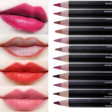 12 Colors Cosmetic Professional Lipliner Waterproof Lip Liner Soft Pencil Makeup