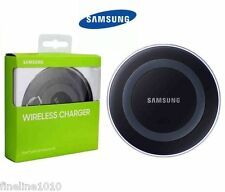 Samsung Galaxy S6/S6 Edge Plus + QI Wireless Charger Charging Pad Plate -