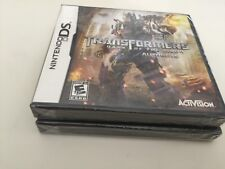 Transformers: Dark of the Moon - Autobots (Nintendo DS, 2011) DS NEW