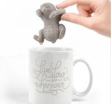 Unau Teezange Teefilter Teesieb Tassensieb Küchenhelfer Tee Neu