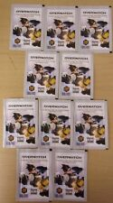 Overwatch ~ Sticker Collection ~ 10 x Sealed Packs = 60 Stickers