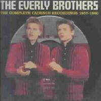 THE EVERLY BROTHERS - THE COMPLETE CADENCE RECORDINGS: 1957-1960 NEW CD
