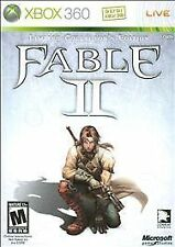 SEALED NEW XBOX 360 Fable II LIMITED COLLECTOR'S EDITION Video Game two 2 LE