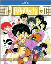 RANMA 1/ 2 - TV SERIES SET 5 (STANDARD EDITION) - BLU RAY - Region A - Sealed