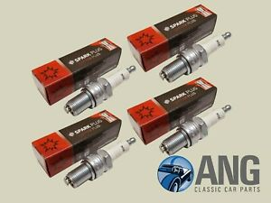 AUSTIN A30, A35, A40, A55, A60 CHAMPION N5YC COPPER CORE SPARK PLUGS x 4