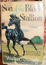 SON OF THE BLACK STALLION WALTER FARLEY 22ND PRINTING HC DJ