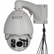 2MP HD 1080P Outdoor IR Night Vision 20X PTZ IP Speed Dome Camera /8G/Onvif 2.0